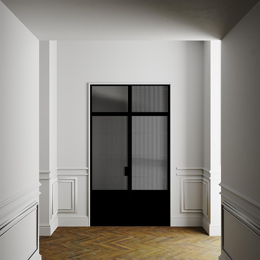New Yorker Væg til Mødelokale